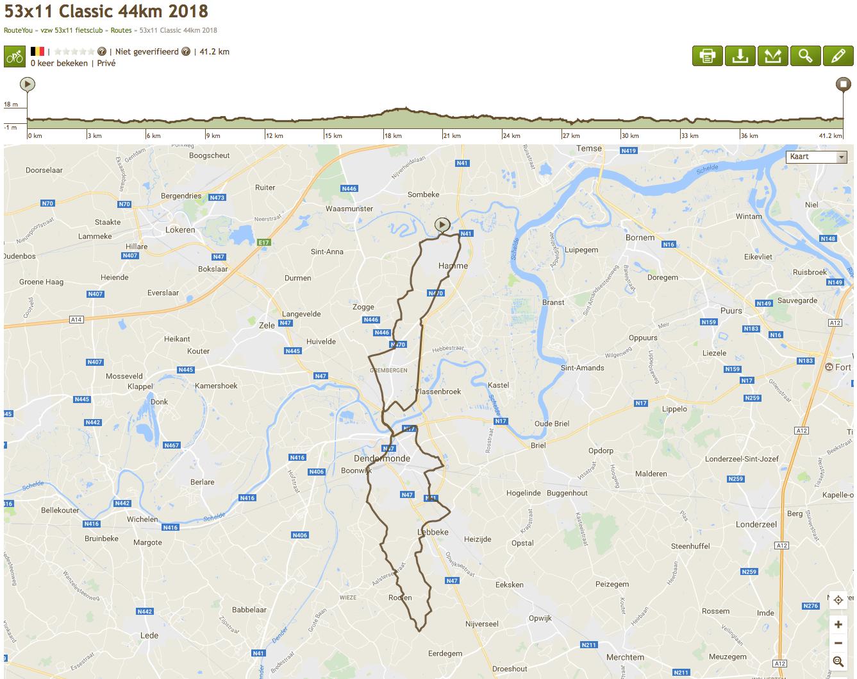 53x11 Classic 44km 2018
